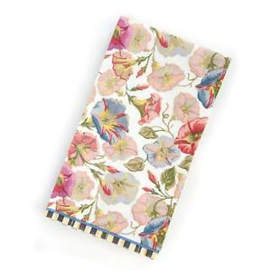 Mackenzie-Childs Morning Glory Paper Napkins - Guest  ~ NEW & AUTHENTIC ~