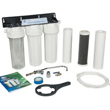 Aquafilter fp3-2 - Elementar 3 Stufe Wasser Filter System