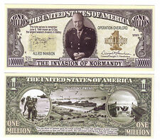 DOLLARS US THE INVASION OF NORMANDY