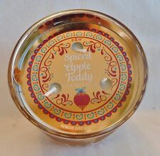1 Spiced Apple Toddy Scented Candle Bath & Body Works 13 Oz