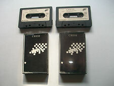 CHESS - THE MUSICAL RARE GERMAN RCA 1984  2 x CASSETTE  ANDERSON  RICE ULVAEUS