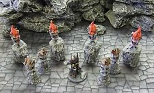 FROSTGRAVE (suited) - 'BRAZIERS PACK' - PRE PAINTED FANTASY TERRAIN