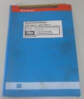 Workshop Microfiche VW Golf II / 2/Jetta 4 Cyl Injection Engine By 6/1989