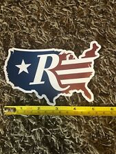 """Remington Flag Map Firearms US Flag Decal Sticker Approx 5.5"""" Shot Show 2020"""