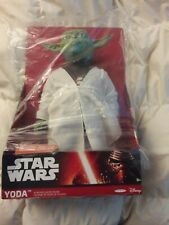 YODA..  18 INCH  Star Wars Jakks Pacific .Brand New .. Still has poly bag & ties