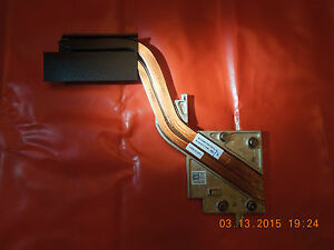 OEM NEW Dell Precision M4800  CPU HeatSink V1K7V w/ Thermal Pads