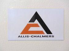 ALLIS CHALMERS TRIANGLE LOGO FRIDGE/TOOLBOX MAGNET