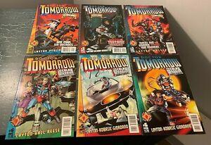 Doctor Tomorrow 1-12 (1997) Acclaim Comics Full Run Valiant Complete Set