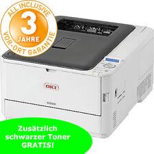 Oki C332dn, LED-Drucker Laser neu OVP + Gratis extra Toner!