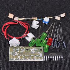 KA2284 DIY Kit 3.5-12V Audio Level Indicator Electronic Parts RED Green LED BBC