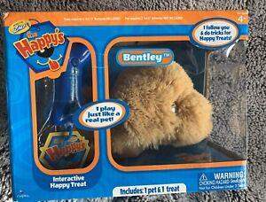 Puppy Dog Happy's Interactive Pet Bentley In Box Kids Toy Plush Fun