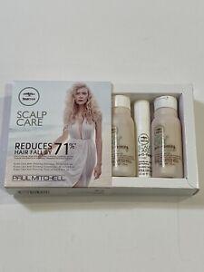 Paul Mitchell Scalp Care Anti-Thinning Kit Set Shampoo Conditioner Tonic NEW