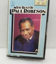 THE BEST OF PAUL ROBINSON--CASSETTE TAPE-FREE UK SHIPPING