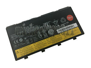 New 96Wh Genuine Battery for Lenovo ThinkPad P70 Series 00HW030 SB10F46468 78++