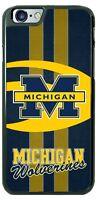 Michigan Wolverines Tread Logo Phone Case for iPhone Samsung LG Moto Google etc