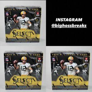 2020 NFL SELECT 3 MEGA BOX BREAK 015- Seattle Seahawks