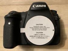 Canon EOS 6D 20.2MP Digital SLR Camera - Black (Body Only), 8035B002