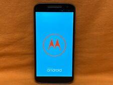 Consumer Cellular Motorola Moto G4 XT1625 Android  Phone 16gb Black