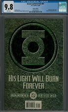 GREEN LANTERN V#3 #81 CGC 9.8 (12/96) DC  white pages