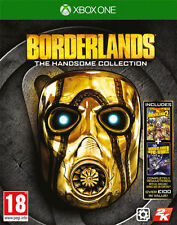 Borderlands: The Handsome Collection (Microsoft Xbox One, 2015) CHEAP PRICE