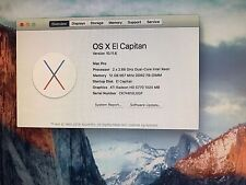 El Capitan10.11.6 osx Preloaded 500 GB 7200 rpm Hard Drive for Mac Pro 1.1 / 2.1