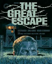 The Great Escape (The Criterion Collection) Blu-ray * New & Sealed *