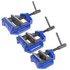 Maschinenschraubstock Schraubstock Basic Tischbohrmaschine Säulenbohrmaschine