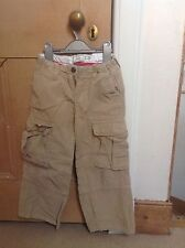 Joules, Trousers, Corduroy Age 5, Beige , Vgc