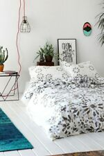 Urban Outfitters Magical Thinking Berber Stars Gray Duvet Full/Queen
