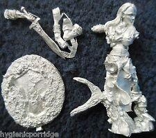 2005 wood elf LIMITED EDITION 129 Citadel REGALO DI NATALE REGALO Elven Warrior