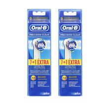 16 Oral b Precision Clean Aufsteckbürsten Original OralB Ersatz Bürsten Köpfe