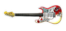 Stratocaster as played by Jimi Hendrix at Monterey, Greeting Card, DL size