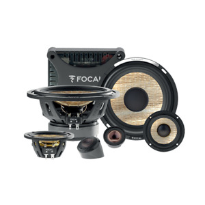 Focal Expert PS 165 F3E 3-way component car speakers !NEW Flax EVO series!