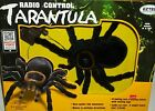 Radio remote Control Tarantula Party gag halloween scary Xmas hairy spider joke