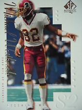 NFL 90 Michael Westbrook Washington Redskins TOPPS 2000 SP Authentic