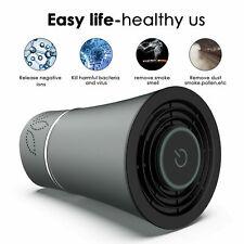 HC3 Air Freshener Car Purifier 2in1 Home Car Deodorizer USB Hepa Filter Cleaner