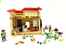 Playmobil 4857 Summer House Nearly Complete