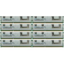 Samsung 256GB 8X32GB PC3L-12800L 4Rx4  DDR3-240Pin Server Registered LRDIMM Ram