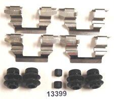 Disc Brake Hardware Kit fits 2003-2009 Nissan 350Z Murano Quest  BETTER BRAKE PA