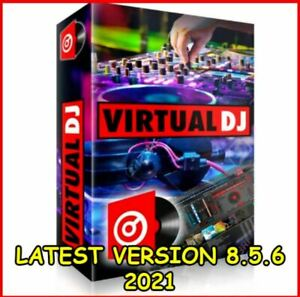 Virtual DJ Pro Infinity 2021 Software Mixing Controller 8.5.6 AUTHORIZED DEALER