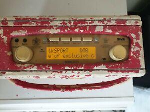 Roberts RD-60 Digital FM/DAB Retro Radio - Red - Classic FM Limited Edition