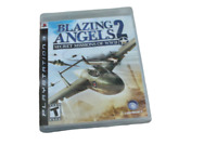 Blazing Angels 2: Secret Missions of WWII (Sony PlayStation 3, 2007) New/sealed