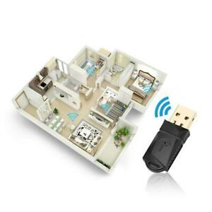 Dual Band Wireless USB WiFi Adapter Wi-Fi Ethernet Receiver Dongle 2.4/5G AC600M