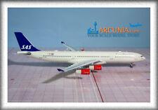 "Inflight200 (1:200) SAS Airbus a340-300 ""OY-KBA"" IF343SK0618"