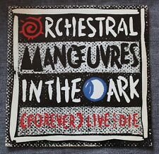 Orchestral Manoeuvres in the dark - OMD, live and die / this town, SP - 45 tours
