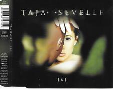 TAJA SEVELLE - I & I CD SINGLE 3TR Hip Hop RnB Swing 1998 Europe