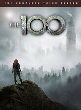 The 100: The Complete Third Season (DVD, 2016, 3-Disc Set) NEW