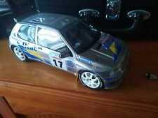 Renault Clio Maxi  Kit car OTTO  rally 1/18