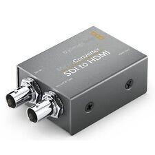 Blackmagic Design Micro Convertidor-SDI a HDMI Calidad de transmisión miniaturizado