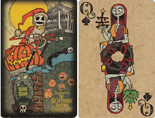 2011 Disney Parks The Nightmare Before Christmas Playing Card -- Queen of Spades